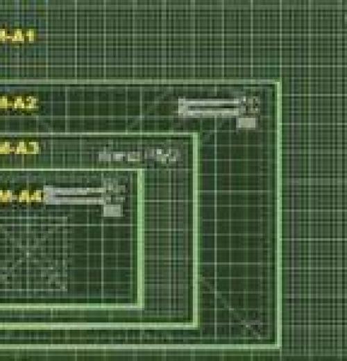 Base de corte Olfa CM-A2