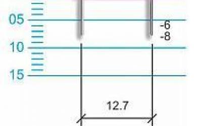 Grampos 26 (aço inoxidável e aço comum)