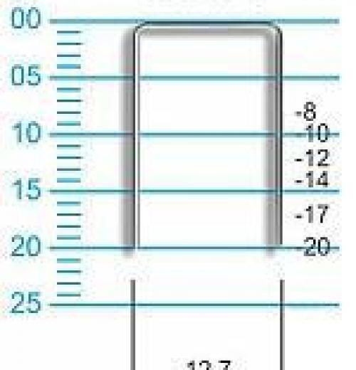 Grampos Rapid 9 (aço comum)